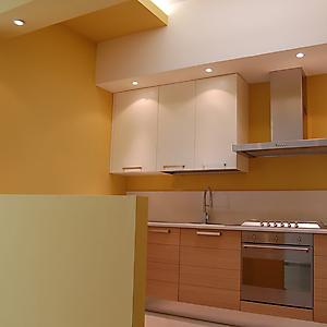 Galleria - Categoria: 15 moderna cucina rovere sbiancato laccato opaco