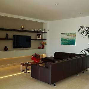 12 living moderno zona divano