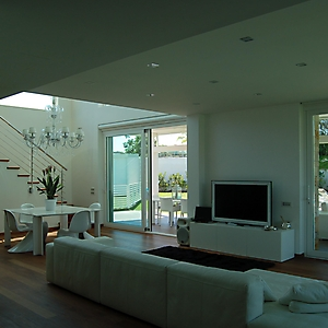 1 ambiente moderno vista piscina