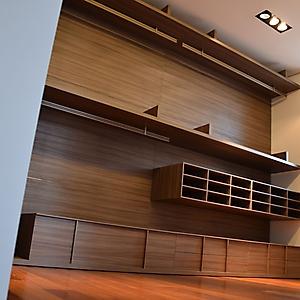 Galleria - Categoria: 1 cabina armadio moderna
