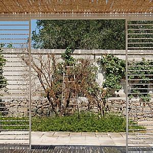 4 elegante gazebo mediterraneo